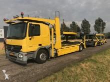camión Mercedes Actros 1841LL CAR EURO 5