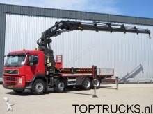 camion Volvo FM 13.400 E5 8X4 HIAB 70T/M CRANE / KRAN / 340 D