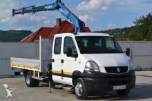 ciężarówka Renault Mascot 160 * Pritsche 4,20 m * Doppelkabine+Kran