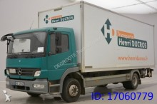 camion Mercedes Atego 1224 N