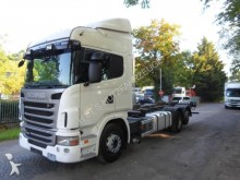 camion Scania G 420/6x2