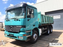 camión Mercedes Actros 2648K 6x4 - Manual - Full steel