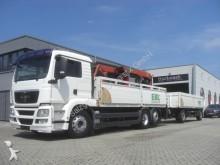 camion MAN TGA 26.430 6X2/Euro 3/Automatik/Ladekran