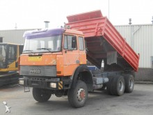 camión Iveco 260-34 Kipper 6x6 V8 ZF Top Condition