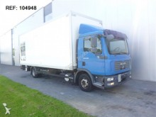 camion MAN TGL12.210 BOX