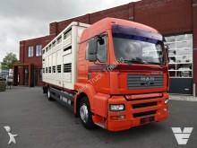 camion MAN TGA 18 460 KABA 2 Deks veetransporter
