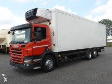 camion Scania P280 CARRIER D+E,6X2*4