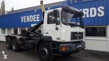 camion polybenne MAN