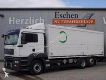 camión MAN TGA 26.430 L, Schwenkwandkoffer, Klima,Liftachse