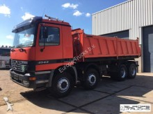 camion Mercedes Actros 4143 K 8x4 - Manual - Full Steel