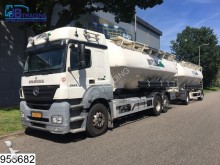 camion Mercedes Actros 2540 6x2 Manual, airco, 2x 30,000 liter s