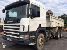 camión Scania P124 - 6x4