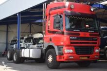 camión DAF CF 85 - 430 / Manuel / 6x2 / Old tacho / Space C
