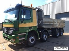 camion Mercedes Actros 4140 K 8x4 - Manual - Full steel - TOP