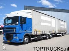 camión DAF XF 105.410 EURO 5 6x2 + Krone