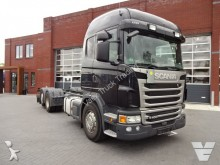 camion Scania G480 LB6x2*4MNB Chassis Cabine