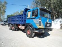 camión volquete para cereal usado