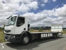ciężarówka platforma do transportu butli z gazem Renault