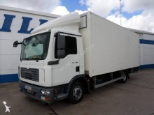camion furgone plywood / polyfond MAN
