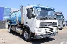 camión cisterna productos químicos usado