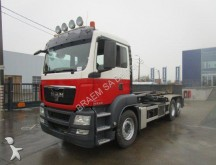 camion MAN TGS 26.360 BL 6x2