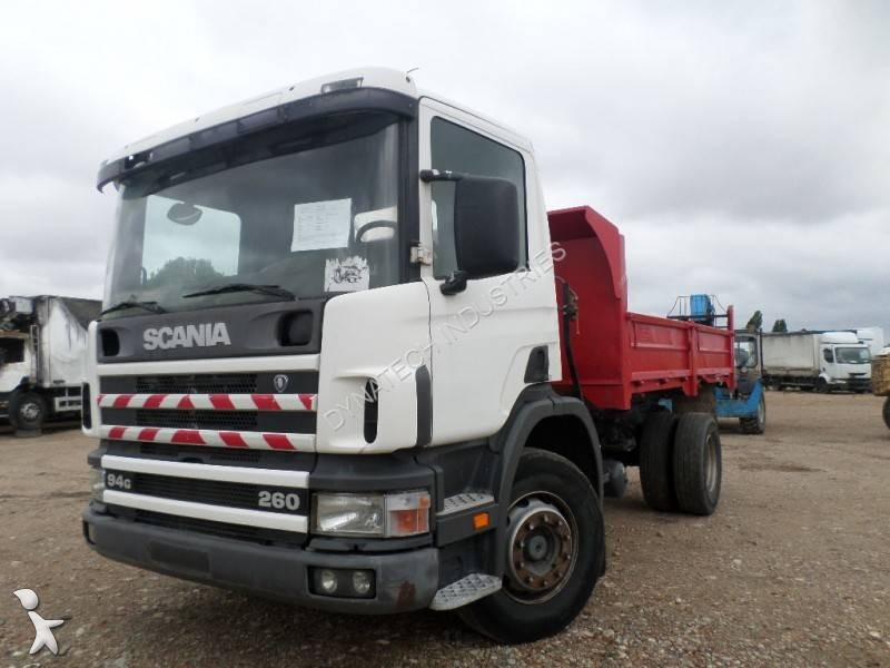 Camion benne occasion scania g 94g260 annonce n 2115649 - Camion benne americain ...