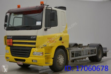 used chassis truck