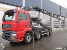 MAN TGA 35.480 truck