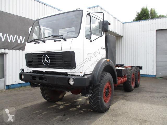 Camion Mercedes FAP 2026, V8, SPRING SUSPENSION