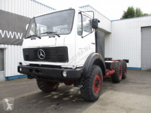 camion Mercedes FAP 2026, V8, SPRING SUSPENSION