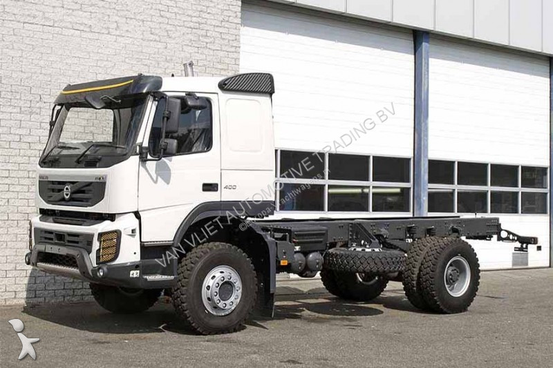 new volvo fmx chassis truck 400 4x4 diesel euro 3 n 2122865. Black Bedroom Furniture Sets. Home Design Ideas