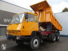 vrachtwagen Steyr 1491, Tipper, Spring susp.