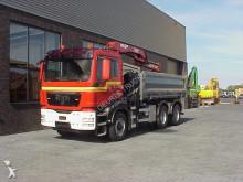camion MAN TGS 26.360