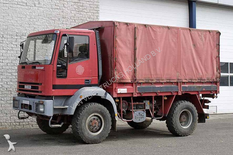 autres camions iveco eurocargo 4x4 gazoil occasion n 2128430. Black Bedroom Furniture Sets. Home Design Ideas