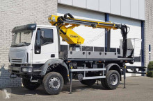 Iveco aerial platform truck