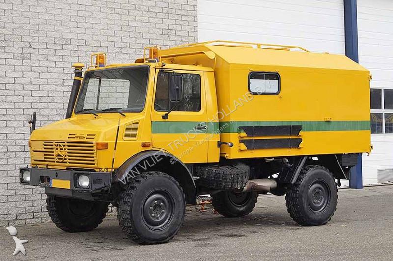 used unimog other trucks 1300l 4x4 diesel n 2128525. Black Bedroom Furniture Sets. Home Design Ideas