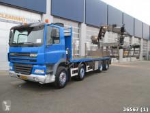 Ginaf X4241 S Hiab 20 ton/meter laadkraan Rijplaten truck