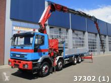 Iveco MP340E42H Fassi 41 ton/meter (Bj. 2003) + Jib