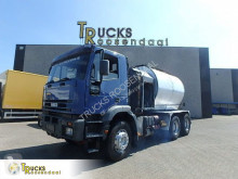 obras de carretera Iveco 260E30 + Bitume + steel + MANUAL + pump