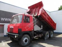 camion ribaltabile trilaterale Tatra