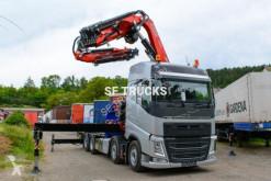 Volvo standard flatbed truck