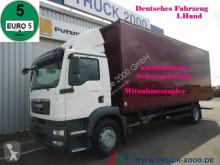 camion trasporto tronchi MAN