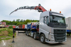camion Volvo grue 80tm fassi treuil +jib véhicule neuf