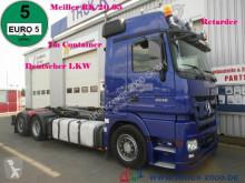 camion Mercedes 2546 Actros Meiller Deutscher LKW Retarder 1.Hd.