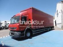 Camión lona corredera (tautliner) caja abierta entoldada Renault Premium 340