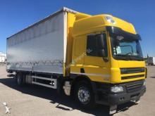 Camión lona corredera (tautliner) sistema de lona corrediza DAF CF75 FA 310