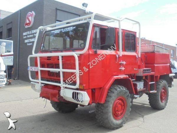 camion iveco pompiers unic 4x4 gazoil occasion n 2151066. Black Bedroom Furniture Sets. Home Design Ideas