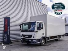 Camión furgón MAN TGL 8.180 4X2 BL Euro6 Caja 6,10m A C