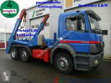 camion Mercedes 2528 Tele autom. Verriegelung Deutscher LKW