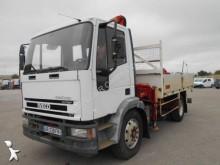 camión caja abierta Iveco